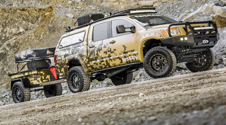 Nissan Project Titan, de aventura en Alaska