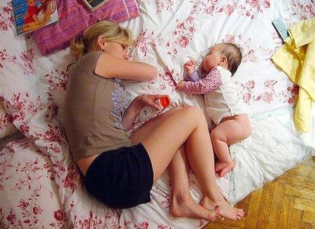 Las diez prácticas de crianza más controvertidas: el colecho