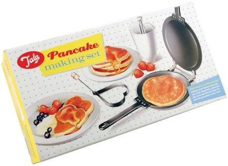 Un kit retro que te ayudará en tus tortitas