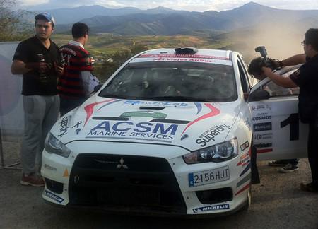 Xevi Pons gana en Serón y es tricampeón de España de Rallyes de Tierra