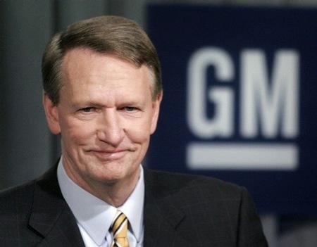 Rick Wagoner dimite como presidente de General Motors a petición de Obama