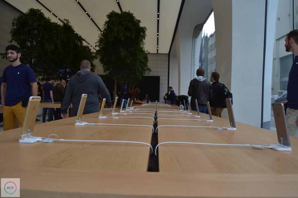 Foto de Apple Store de Bruselas (6/11)