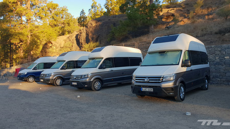 Volkswagen Grand California Contacto Motorpasion 10