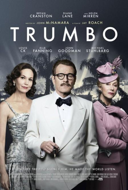 Nuevo póster de Trumbo