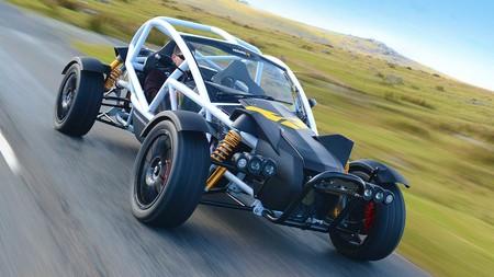 Ariel Nomad R, el modelo off-road que te lleva a despeinarte en las dunas con sus 340 hp