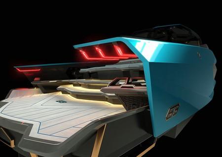 Tecnomar For Lamborghini 63 Motor Yacht 9