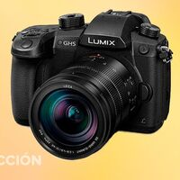 Amazon tiene a precio mínimo una sin espejo como la Panasonic Lumix DC-GH5L: ahora te ahorras con ella 270 euros