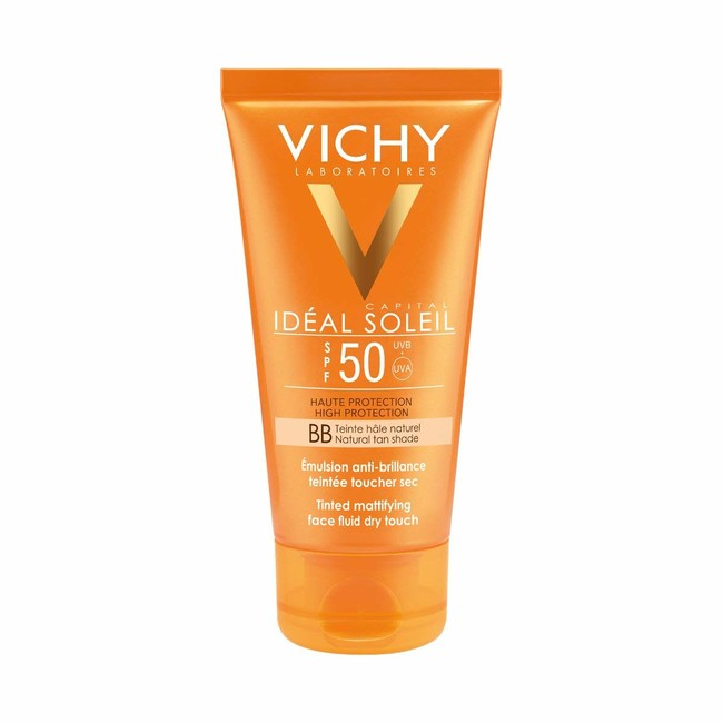 Bb Emulsion Tacto Seco Spf 50 Con Color De Vichy