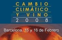 Cambio climático y vino 2008: II conferencia internacional