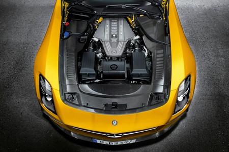 Mercedes Benz Sls 63 Amg Black Series 2