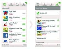 Nokia lanza el Ovi Store en su versión 2.08.042 con aviso de actualizaciones para Apps