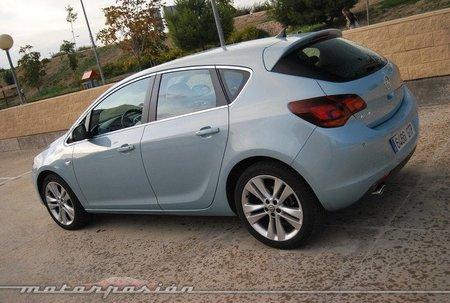 Opel Astra 1.4 Turbo, prueba (conducción y dinámica)