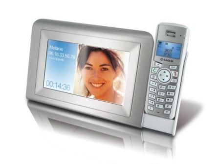 Sagem DP360, teléfono y marco de fotos digital