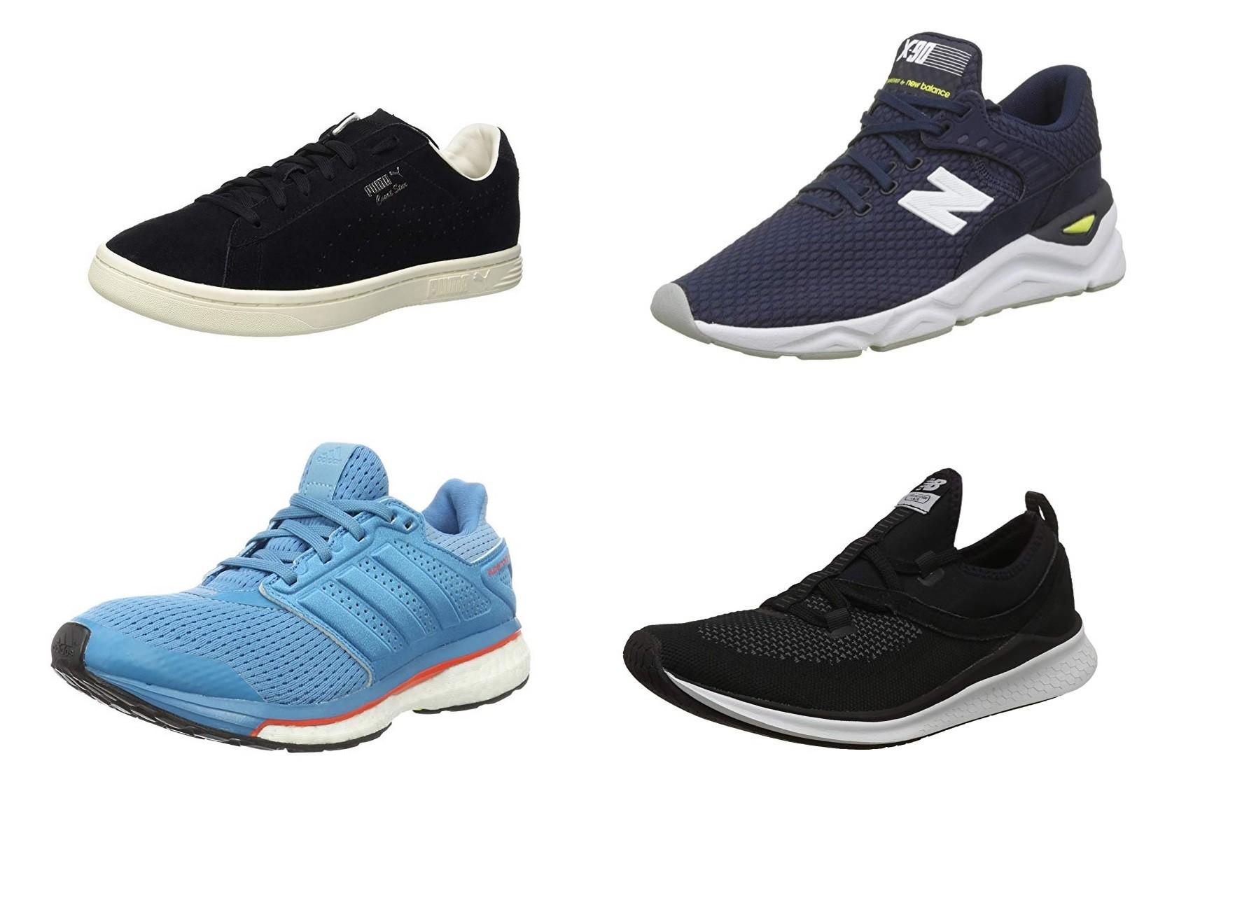 812118442 Chollos en tallas sueltas de zapatillas Puma, New Balance o Adidas en  Amazon por menos de 30 euros