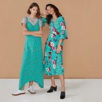 La firma FIND (Amazon) lo tiene claro: este otoño vestirás de verde turquesa