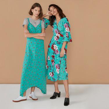 La firma FIND lo tiene claro: este otoño vestirás de verde turquesa