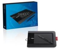 Wacom presenta tabletas multitáctiles Bamboo