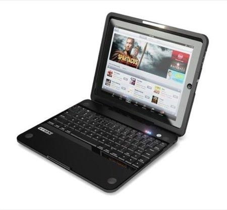 El iPad convertido en un portátil con Crux 360