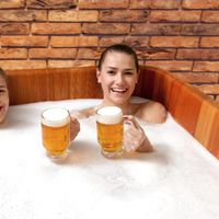 Un paraíso cervecero: abre en España el primer spa de cerveza