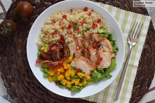 Tu dieta semanal con Vitónica: menú saludable para quienes buscan reducir la ansiedad