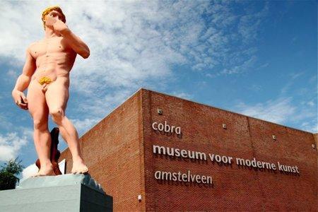 El Museo CoBrA de Amsterdam