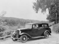 1932. Citroën Rosalie 10 Familiale