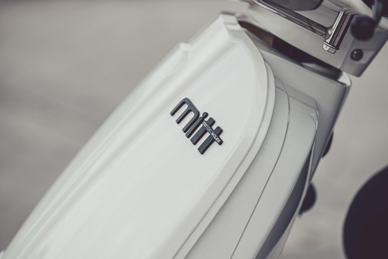 Foto de MITT 125 RT Super Sport White 2021 (10/20)