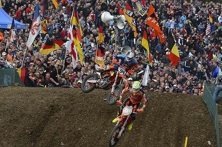 Cambios en el Campeonato del Mundo de Motocross para 2013