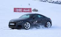 Audi es la marca que más coches con tracción a las cuatro ruedas vende en España