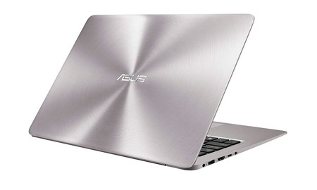 Si tu portátil debe ser medianamente potente y muy ligero, en Amazon, tienes el ASUS ZenBook UX410UA-GV028T por sólo 599,99 euros