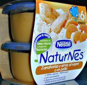 Nestlé retira un lote de las papillas Naturnes