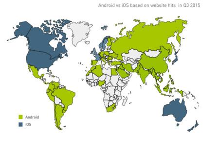 Sistemas operativos en el mundo