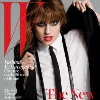 W Magazine (III): Alison Williams