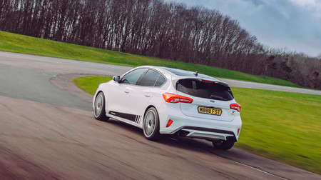 Ford Focus ST 2019 Mountune