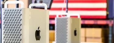 Aparecen fotos del Mac Pro con su embalaje en la planta de Apple en Austin
