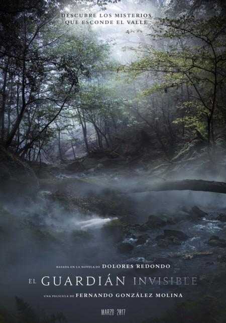 Teaser póster de El Guardian Invisible