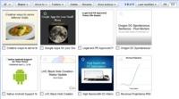 Nueva vista por miniaturas en Google Docs