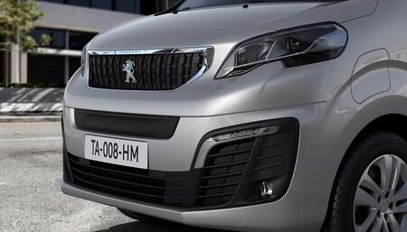 Peugeot Furgon Electrico 09