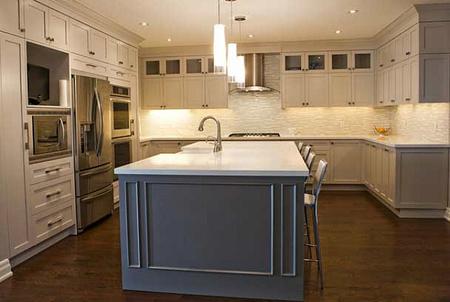 Cocina diseñada por Hilary Farr