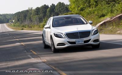 Mercedes-Benz Clase S 2013, presentación y prueba en Toronto (parte 2)