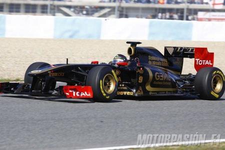 Test de Jerez: Nick Heidfeld es el más rápido y se acerca al asiento de Lotus Renault GP