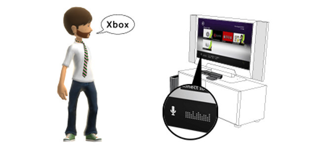 Control por voz de Xbox