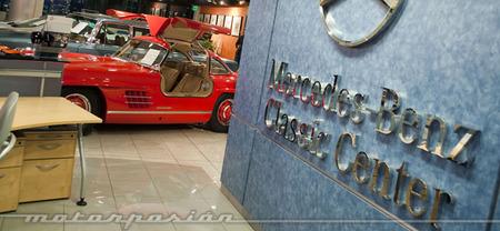 Mercedes-Benz Classic Center en Irvine, California