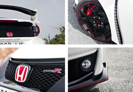 Honda Civic Type R detalles
