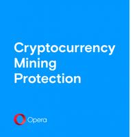 Opera 50 es el primer navegador en ofrecer protección contra la minería de criptomonedas