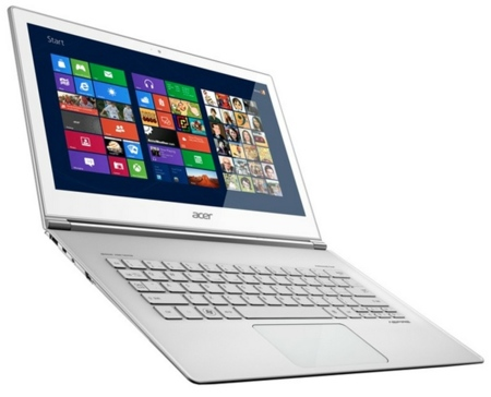 Acer Aspire S7 con Windows 8