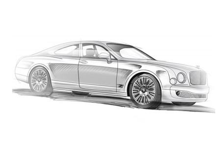 Bentley Mulsanne Coupé