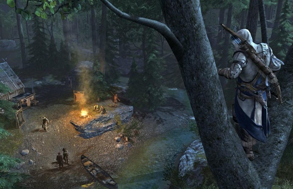 Foto de Assassins Creed III (primeras imágenes) (6/9)