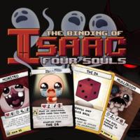 El juego de mesa de The Binding of Isaac: Four Souls supera el millón de dólares en Kickstarter