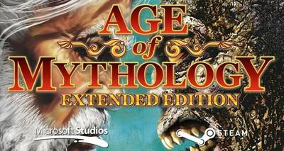 ¡Otro clásico que resucita!: Age of Mythology Extended Edition para Steam